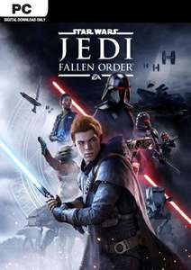 Star Wars Jedi: Fallen Order PC (EN) £19.99 at CD Keys