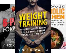 Building The Bigger Leaner Stronger Muscle (4 Book Series) Kindle Edition now Free @ Amazon