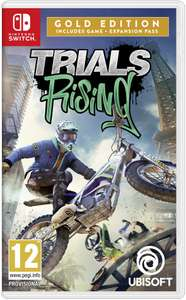 Trials Rising Gold Edition (Nintendo Switch) for £8.99 delivered @ 365games