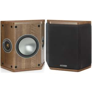 MONITOR AUDIO BRONZE FX Walnut speakers £132.65 at Richer Sounds - (Ireland Only Deal)
