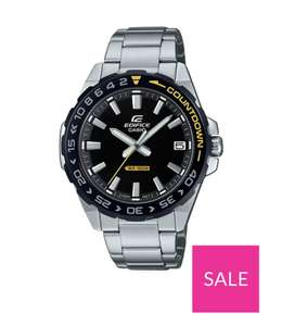 Mens Casio Edifice Watch now £40 @ TK Maxx