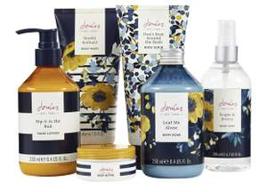 Joules 6 x Full Size Items Gift Set - £15 (+ Delivery £3.50) @ Boots