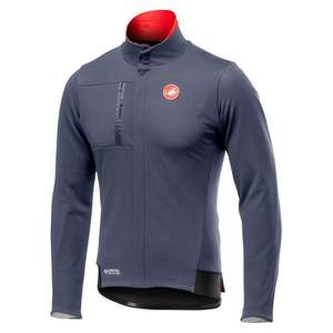 Castelli Double Espresso Cycling Jacket - £140 @ Merlin Cycles