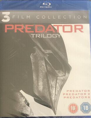 Predator Trilogy (Blu-ray, 2013, Box Set) Very Good Condition £4.99 delivered @ keithk871 ebay