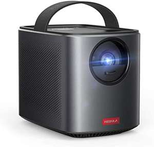 Nebula by Anker Mars II Pro 500 ANSI Lumen Portable Projector, Black, 720p £459.99 Sold by AnkerDirect and Fulfilled by Amazon.
