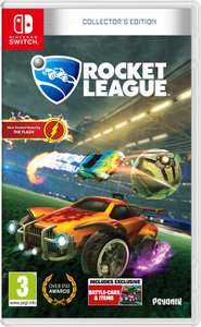 Rocket League - Collector's Edition (Nintendo Switch) £14.98 delivered @ Game