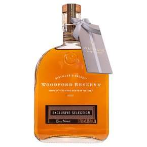 No.1 Woodford Reserve Bourbon £25 Waitrose & Partners