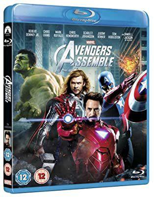 Marvel avengers assemble blu ray £4.49 @ mtrtrading / ebay