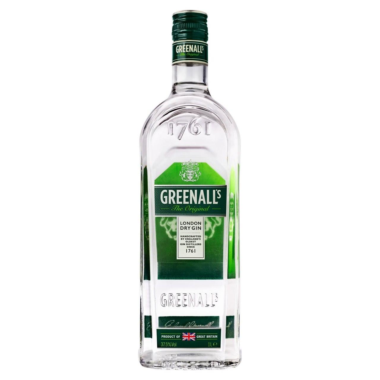 Greenall's The Original London Dry Gin 1L - £16 at Morrisons