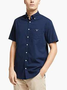 GANT 50% off sale at John Lewis & Partners - from £35 + £3.50 delivery - free over £50