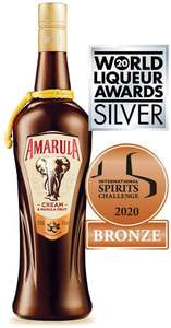 Amarula Marula Fruit Cream Liqueur, 70cl £10.50 (Prime) + £4.49 (non Prime) at Amazon