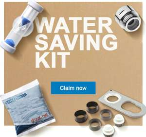 Free Water Saving Products @ South West Water