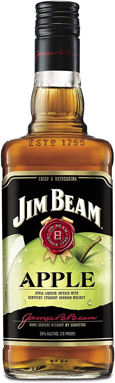 Jim Beam Apple Bourbon 70cl £14 @ Amazon