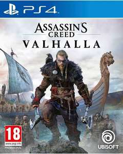 Ps4 / Xbox One Assassin's Creed Valhalla Pre Order for £39.99 delivered at The Game Collection