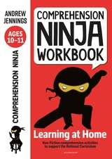 Comprehension Ninja Books £3.24 each + £2.95 delivery at Bloomsbury Publishing