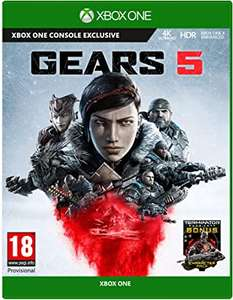 Gears of War 5 - £10 Tesco Instore (Exeter Vale)