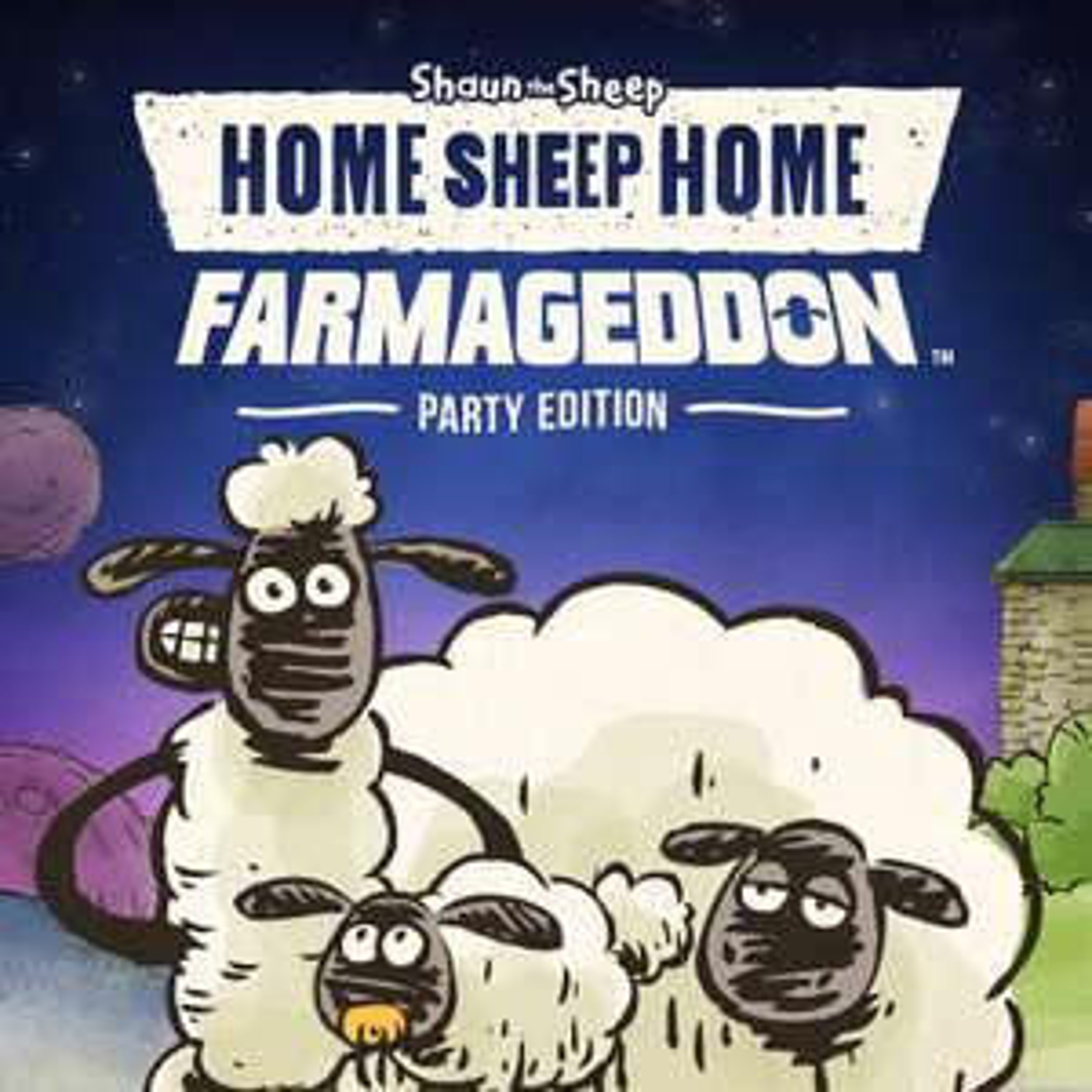 [Nintendo Switch] Home Sheep Home: Farmageddon Party Edition £4.49 @ Nintendo eShop (£3.82 South African Store)