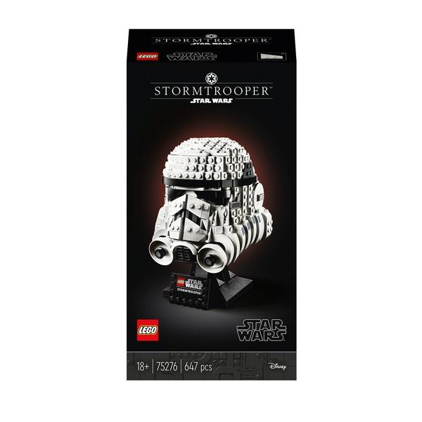 LEGO 75276 Star Wars Stormtrooper Helmet - £54.99 @ Smyths Toys