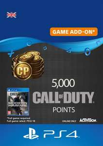 5000 Call of Duty Modern Warfare Points (PS4) - £29.85 @ ShopTo