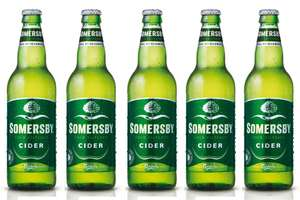 Somersby Cider 500ml 79p @ Home Bargains Bournemouth