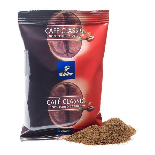 Tchibo Café Classic Elegant Ground Coffee (75x80g Bags / 6kg total) - £42.50 Delivered @ Tchibo Coffee