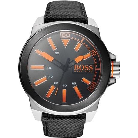 Hugo Boss Nylon Black/Orange watch with Pingit contactless technology £69.99 @ Pingit