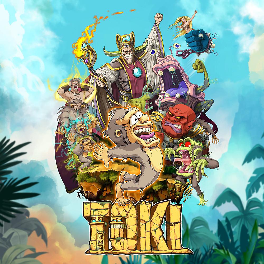 Toki (Nintendo Switch) for £2.69 @ Nintendo eShop (SA £2.26)