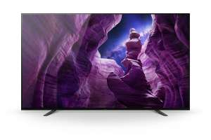 A8 KD65A8BU Sony OLED TV for £1,799 at AV Lounge