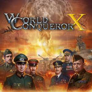 World Conqueror X Nintendo Switch £3.59 at Nintendo eShop