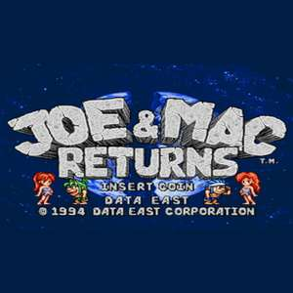 [Nintendo Switch] Johnny Turbo's Arcade Games from £1.75 @ Nintendo eShop (eg Joe & Mac, Bad Dudes, 2 Crude Dudes)