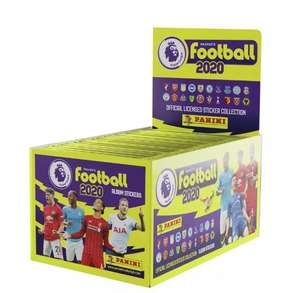 Panini Premier League Stickers 2019/20 100 Pack £38.95 Delivered @ Argos