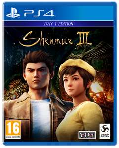 Shenmue III: Day One Edition for £17.85 delivered @ Simply Games