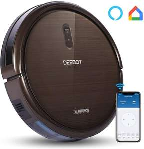 ECOVACS ROBOTICS N79S Robot Vacuum Cleaner High Suction,Self-Charging Robotic Vacuum Cleaner £159.98 Sold by ECOVACS ROBOTICS UK and FBA