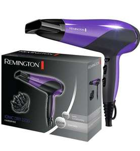 Remington Ionic Dry 2200W Ionic Hair Dryer £4.99 Aldi In-store - Bakewell