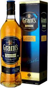 Grant's signature whisky 70cl 40% ABV £9.67 @ Tesco Superstore Lewisham