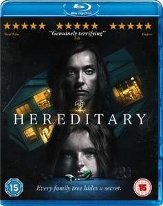 LOWER PRICE Hereditary [Blu-ray] £2.69 delivered NEW at MusicMagpie