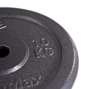 BodyMax Cast Iron 5kg Weight Plates £10.99 + £9.99 del at Powerhouse Fitness