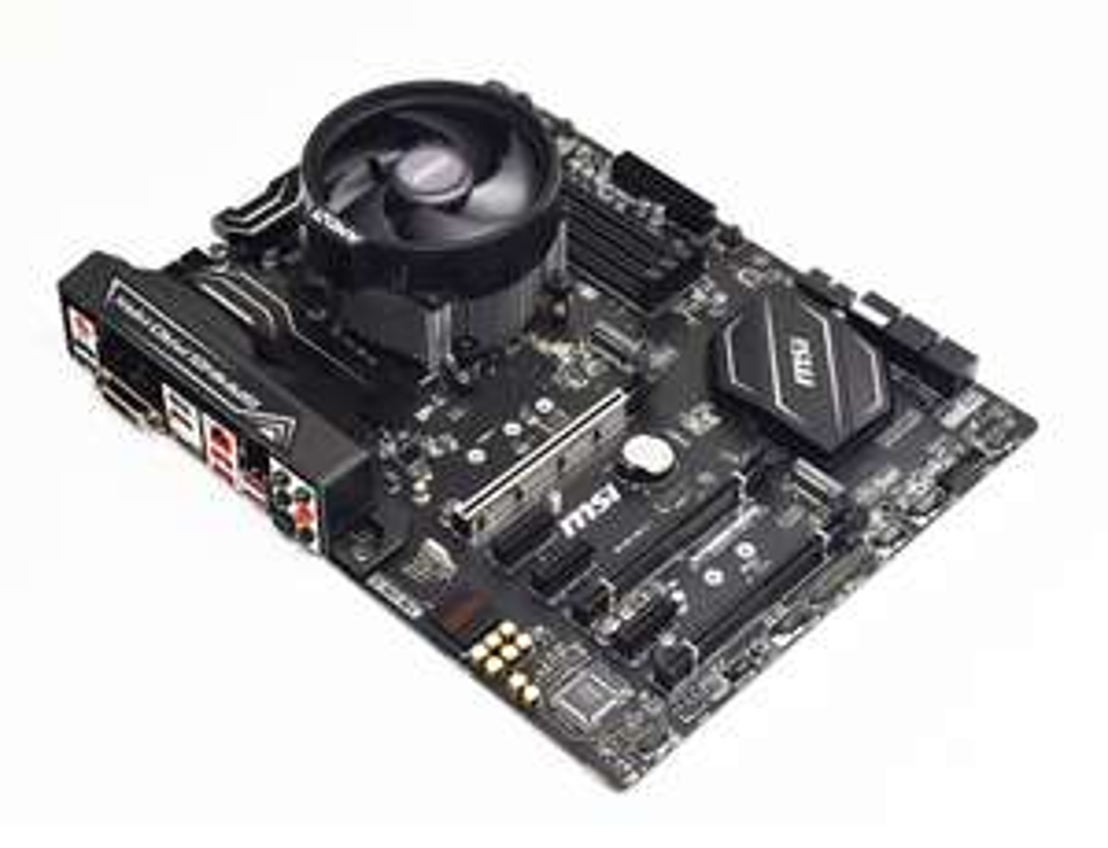 **CPU/Motherboard Bundle** AMD Ryzen 5 3600X, MSI X470 GAMING PRO MAX - FREE Cooler Master Hyper 212 RGB Black Edition £319.99 @ AWDIT