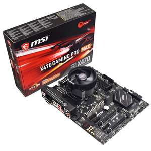 AMD Ryzen 9 3900 Twelve Core 4.3GHz AND MSI X470 GAMING PRO MAX Motherboard CPU Bundle (3 Year warranty) £429.95 delivered @ AWD-IT