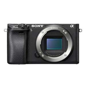 Sony a6300 Mirroless body £599.50 at CameraWorld