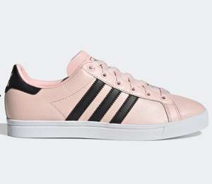Womens Adidas Coast Star Trainers now £34.10 with over sizes 3.5 up to 8 free delivery @ adidas