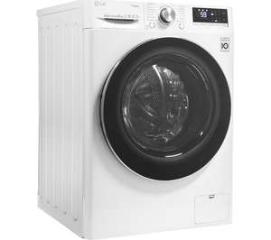 LG TurboWash F4V709WTS 9kg Washing Machine - White £529 with code (£429 after cashback) / Graphite (£449 after cashback) @ Marks Electrical