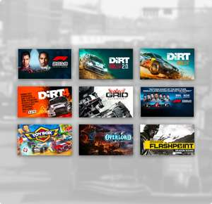 Humble Codemasters Bundle 2020 - From £1 - Humble Store