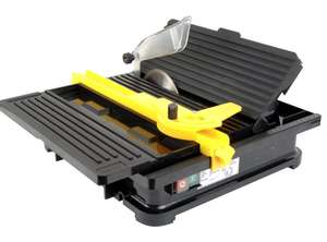 QEP Diamond Wheel Wet Tile Cutter £32 delivered from Toolstation