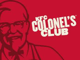 KFC Colonel Club Offers