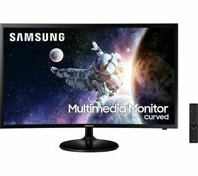 "SAMSUNG LC32F39MFUUXEN Full HD 32"" Curved LED Monitor - Black DAMAGED BOX - £197.10 @ Currys Clearance / eBay"