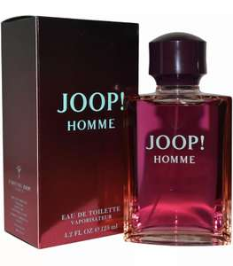 joop! homme eau de toilette for men - 125ml spray - only £17.21 delivered via ebay store directcosmeticsltd
