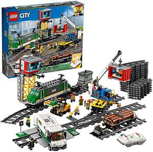 LEGO City Freight Train (60198) from Amazon Germany £126.20 Delivered with voucher