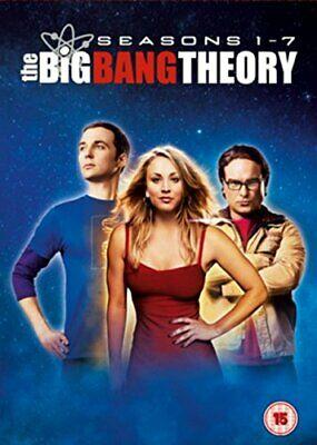 The Big Bang Theory: Season 1-7 [DVD] - Used Very Good - £3.68 @ worldofbooks08 / eBay