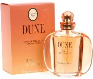 DIOR DUNE Eau de Toilette Spray 100ml for £76.50 with 304 boots points & save 15% order online